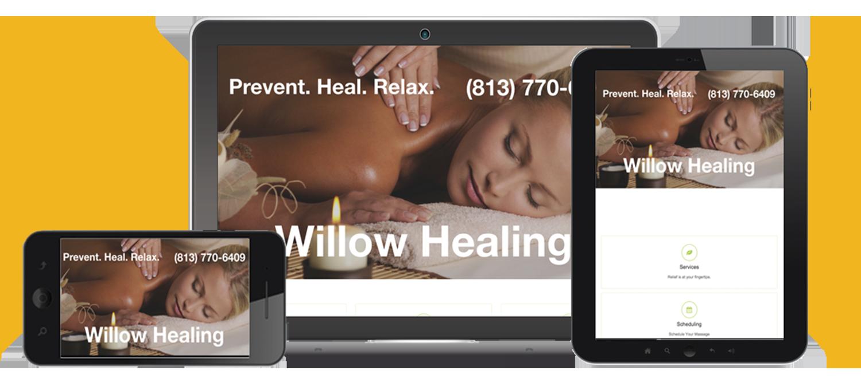 WillowHealing.com