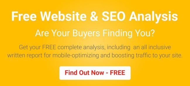 Free Website & SEO Analysis