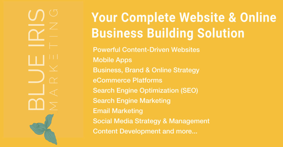 Blue Iris Marketing - Complete Website & Online Business Building Solutions